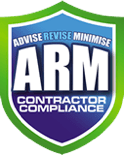 ARM contractor compliance logo